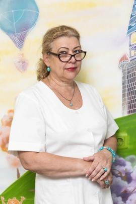 Бакусева Анна Петровна
